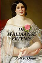 De Italiaanse Erfenis (Dutch Edition) by…