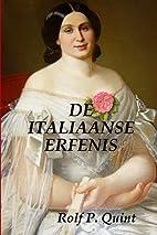 De Italiaanse Erfenis (Dutch Edition) by…