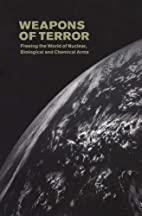 Weapons of Terror: Freeing the World of…