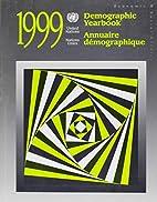 DEMOGRAPHIC YEARBOOK 1999 (Demographic…