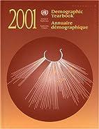 Demographic Yearbook 2001 (Demographic…