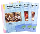 World Conference on Education for All by…