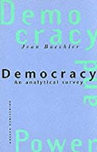 Democracy : an analytical survey by Jean…