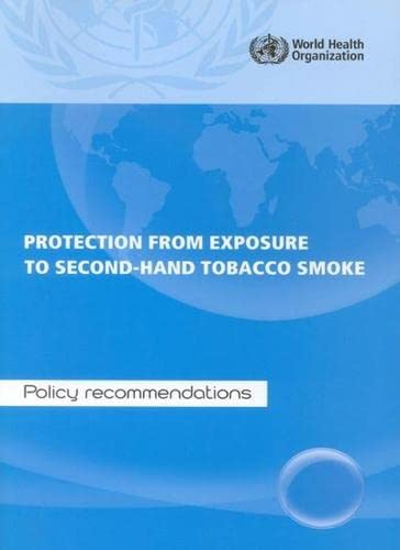 protection-from-exposure-to-second-hand-smoke-policy-recommendations