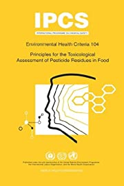 Principles for the Toxicological Assessment…