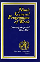 Ninth general programme of work covering the…
