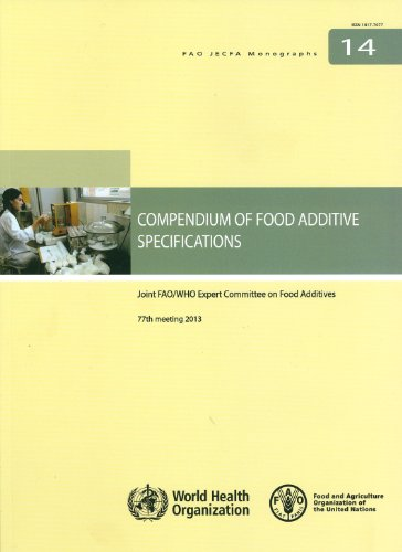 compendium-of-food-additive-specifications-joint-fao-who-expert-committee-on-food-additives-seventy-seventh-meeting-2013-fao-jecfa-monographs