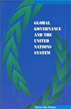 Global governance and the United Nations…