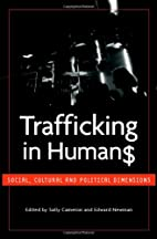 Trafficking in Humans: Social, Cultural and…
