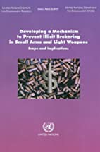 Developing a Mechanism to Prevent Illicit…