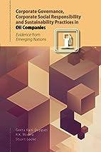 Corporate governance, corporate social…