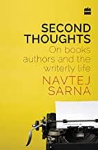Second Thoughts : Books, Authors and the…