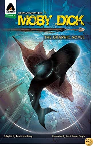 TMoby Dick: The Graphic Novel (Campfire Graphic Novels)