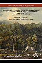 Statemaking and Territory in South Asia:…