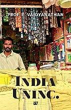 India Uninc. by R. Vaidyanathan