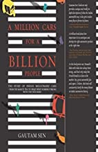 A Million Cars For A Billion People: The…