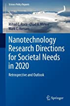 Nanotechnology Research Directions for…