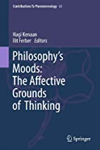 Philosophy's Moods: The Affective…