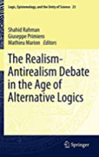 The Realism-Antirealism Debate in the Age of…