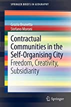 Contractual Communities in the…