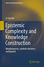 Epistemic Complexity and Knowledge…