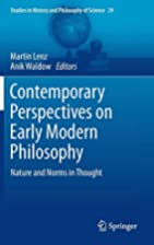 Contemporary Perspectives on Early Modern…