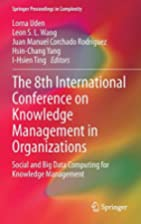 The 8th International Conference on…