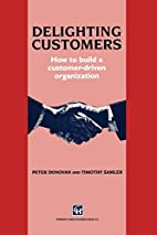 Delighting Customers: How to build a…