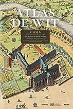 Atlas De Wit 1698 stedenatlas van de Lage…