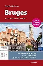 Bruges City Guide 2013 by Sophie Allegaert
