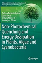 Non-Photochemical Quenching and Energy…
