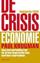 De Crisiseconomie by Paul Krugman