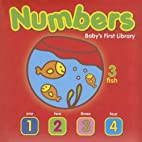 BABY'S FIRST LIBRARY - SMALL - NUMBERS by…