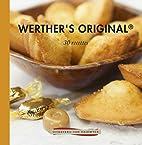 Minikookbokeje Werther's…