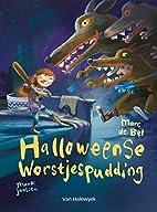 Halloweense worstjespudding by Marc De Bel