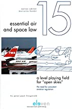 A level playing field for open skies : the…