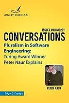 Pluralism in Software Engineering: Turing…