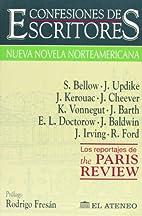 Confesiones de escritores : Los reportajes…