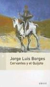 Cervantes y el Quijote by Jorge Luis Borges