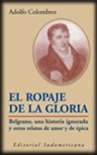 Ropaje de La Gloria (Spanish Edition) by…