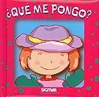 QUE ME PONGO (Subibaja) (Spanish Edition) by…