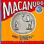 Macanudo 2 (Spanish Edition) by Ricardo Siri…