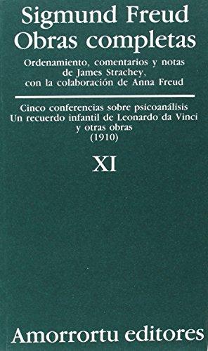 obras-completas-tomo-xi-cinco-conferencias-sobre-psicoanalisis-spanish-edition
