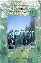 Detras de Las Sombras (Coleccion Escritura…