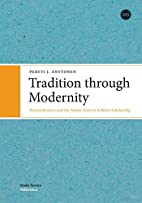 Tradition through modernity : postmodernism…