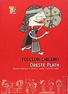 Folclor chileno (Biblioteca Chilena)…