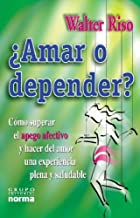 Amar O Depender/love And Depend (Spanish…