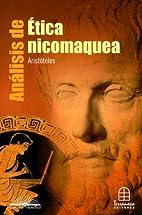 Analisis De Etica Nicomaquea (Centro…