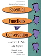 Essential Functions for Conversation by…