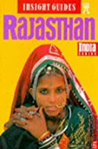Insight Guides Rajasthan by Samuel Israel